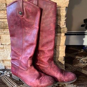 Frye - Melissa Button Boots